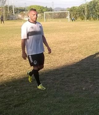 Mateus Paraná, Boavista (Foto: Juan Andrade/ GloboEsporte.com)
