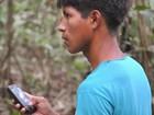 Celulares com Android monitoram níveis de carbono na Amazônia