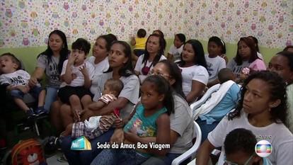 Voluntárias contam sobre como ajudar crianças com doenças raras