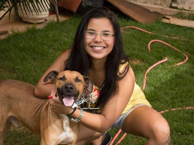 Cachorro (Foto: Focinho Feliz/ Arquivo pessoal)