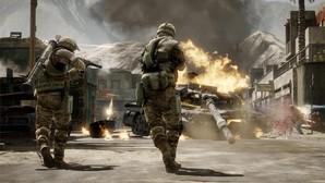 Vá para guerra em Battlefield: Bad Company 2