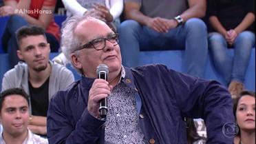 Artur Xexéo revela que foi um orgulho escrever um livro sobre Hebe Camargo