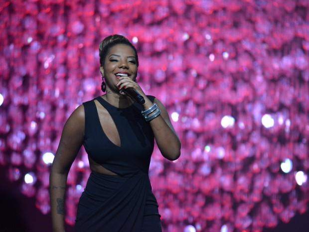 MC Ludmilla em apresentação em Salvador, na Bahia (Foto: Felipe Souto Maior/ EGO)