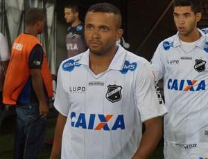 Rogerinho - meia do ABC (Foto: Augusto Gomes/GloboEsporte.com)