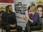 Em entrevista sobre filme, Montagner celebra circo e rejeita rótulo de galã
