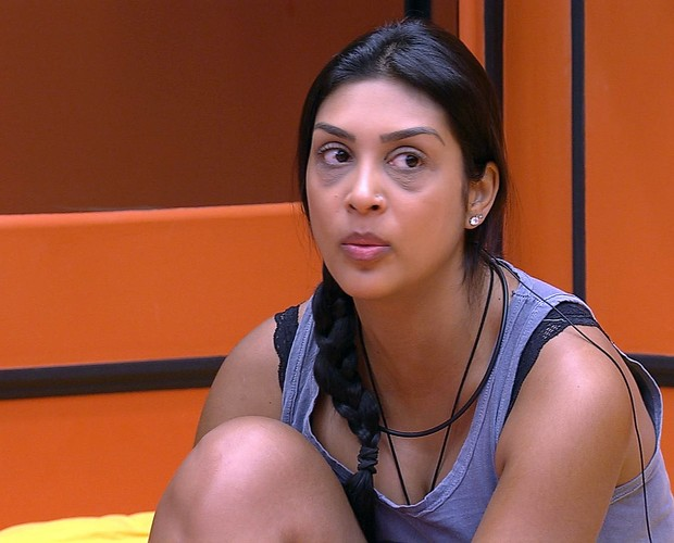 Amanda (Foto: Big Brother Brasil)