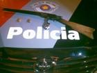 Homem é preso com carabina no centro de São José dos Campos, SP