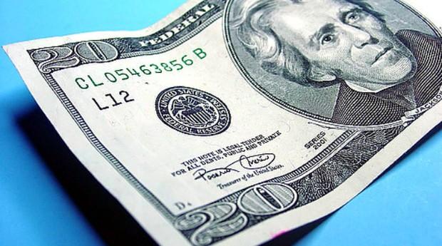 Dólar Economia dos EUA (Foto: Shutterstock)