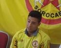 Lenny é dispensado do Atlético Sorocaba após atuar por 25 minutos