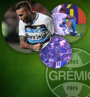 Carrossel Pacotão gremio (Foto: GloboEsporte.com)