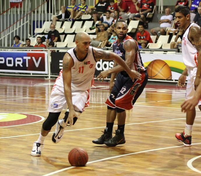 Basquete NBB - Flamengo x Limeira (Foto: Marco Aurélio/Fla Imagem)
