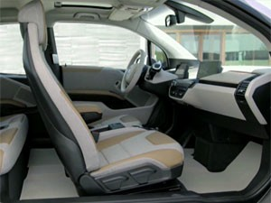 BMW i3 foi apresentado em Nova York (Foto: Reprodução/BMW)