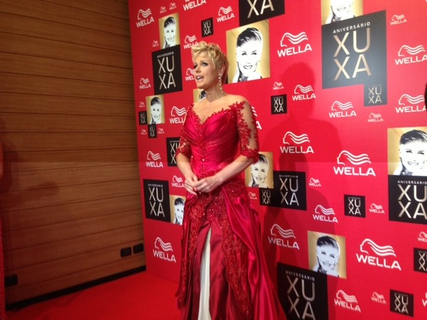 Xuxa (Foto: Iwi Onodera / EGO)