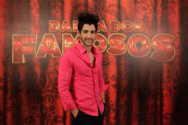 O Mineiro, Gusttavo Lima, vai para a repescagem na 'Dança dos Famosos' (Foto: Globo / Estevam Avellar)