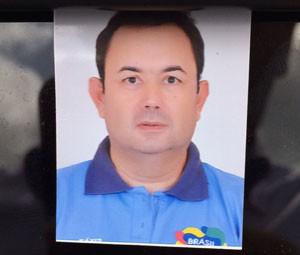 Estevam Mir Casamiquela, de 48 anos anos (Foto: Reprodução/Matheus Magalhães/G1)