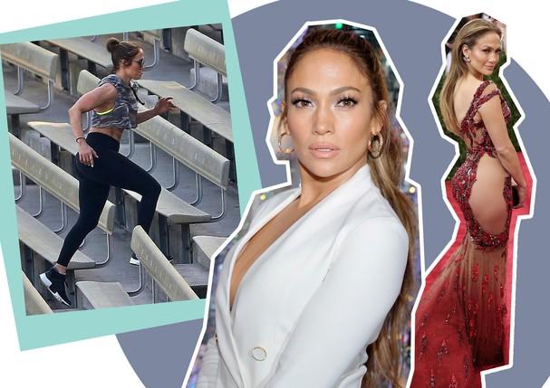 Jennifer Lopez (Foto: Getty e Divulgação)
