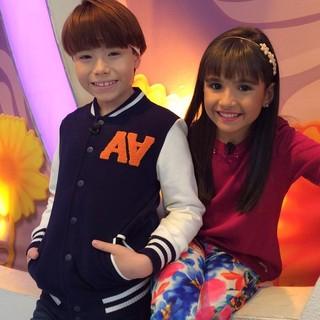 Mateus Ueda e Ana Julia (Foto: Reprodução/Instagram)