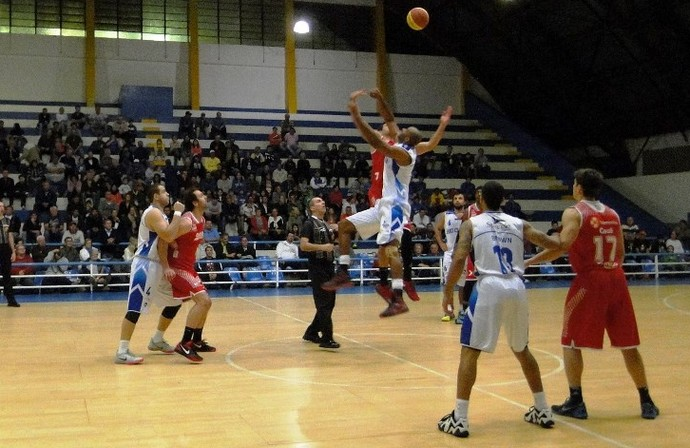 Rio Claro x Liga Sorocabana, LSB (Foto: Ricardo Prado / LSB)