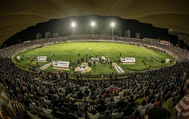 No último jogo do Batistão, Bahia venceu Botafogo de virada (Foto: Filippe Araújo / FSF)