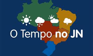Veja a previsão do tempo para domingo (16) nas capitais