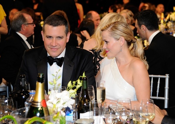 Jim Toth e Reese Witherspoon  (Foto: Getty Images)