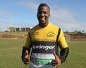 Apresentado, Guilherme Santos quer deixar marca positiva no Criciúma