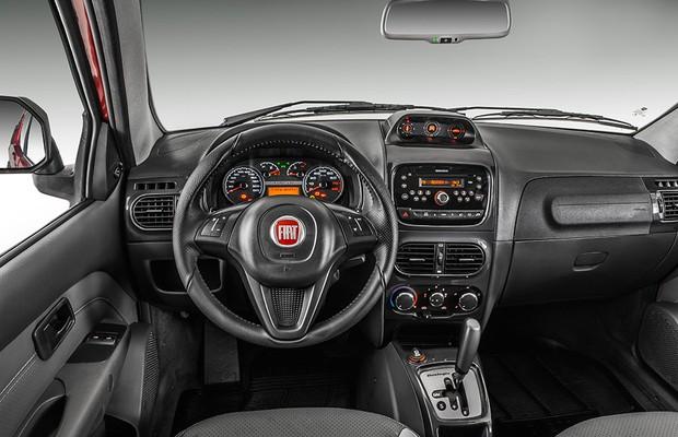 Fiat Strada Adventure 2014 (Foto: Fiat)