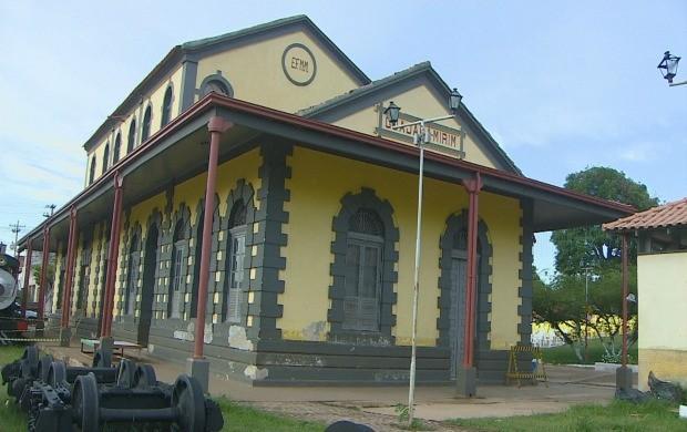 Museu de Guajará-Mirim (Foto: Bom Dia Amazônia)