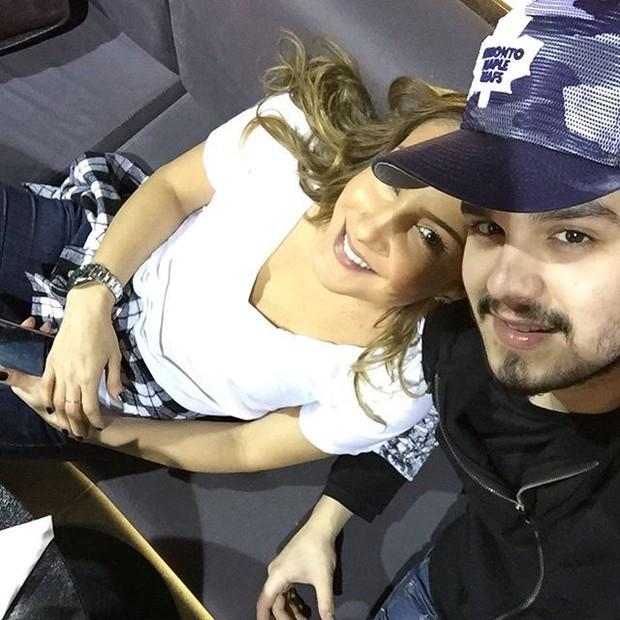 Claudia Leitte e Luan Santana (Foto: Instagram/ Reprodução)