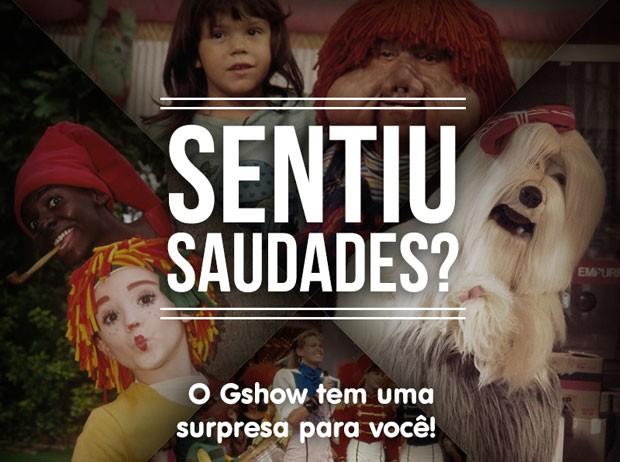 Gshow prepara maratona especial para o Dia das Crianças (Foto: Gshow/TV Globo)