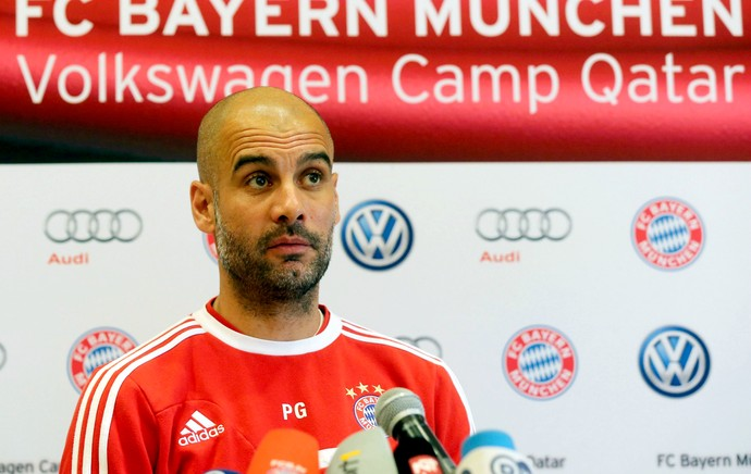 Pep Guardiola Bayern (Foto: Reuters)