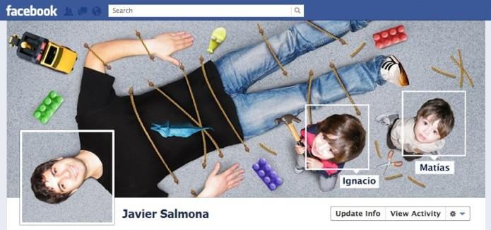 as 20 melhores fotos para capas do facebook not cias techtudo. Black Bedroom Furniture Sets. Home Design Ideas