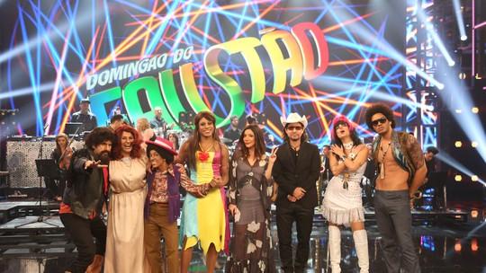 Finalistas do 'Show dos Famosos' revelam bastidores da disputa