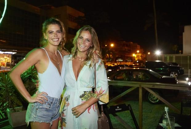 Mariana Goldfarb e Yasmin Volpato (Foto:  Juliana Coutinho / Divulgação Canal OFF)