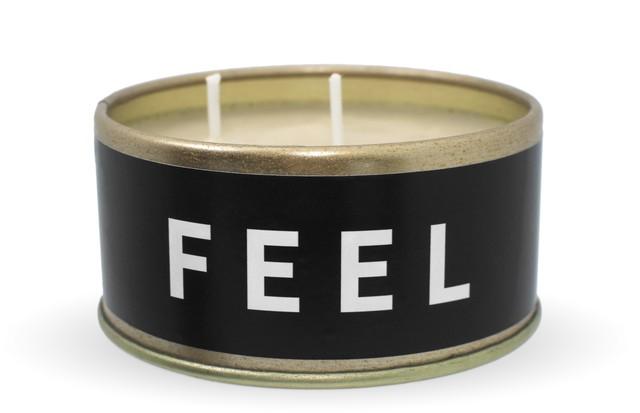 A vela-cosmético da Simple Organic (Foto: Divulgação)