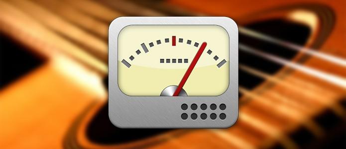 Apps e afinadores de instrumentos online (Foto: Reprodução/André Sugai)