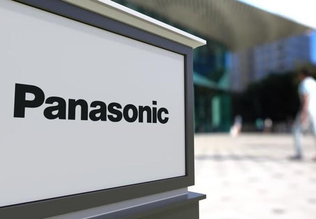 Entrada do escritório da Panasonic em Tóquio (Foto: Shutterstock)