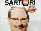 Cartaz de Sartori ganha 'ajuste' em comitê de Dilma e Temer no RS