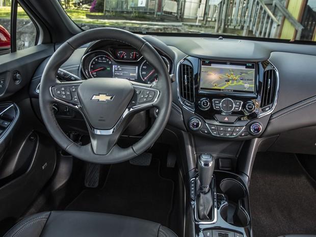 Auto Esporte - Novo Chevrolet Cruze parte de R$ 89.990 e ...
