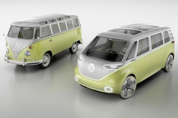 Volkswagen I.D. Buzz (Foto: Divulgação)