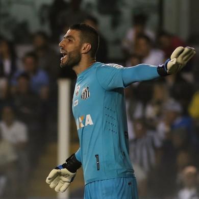 Vanderlei Santos Atlético-PR (Foto: Lucas Baptista/Futura Press)