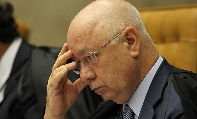 O ministro do STF Teori Zavascki