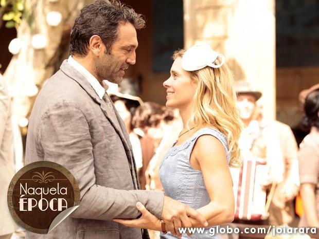 Será que Mundo e Iolanda vão conseguir ficar juntos novamente? (Foto: Fábio Rocha/TV Globo)