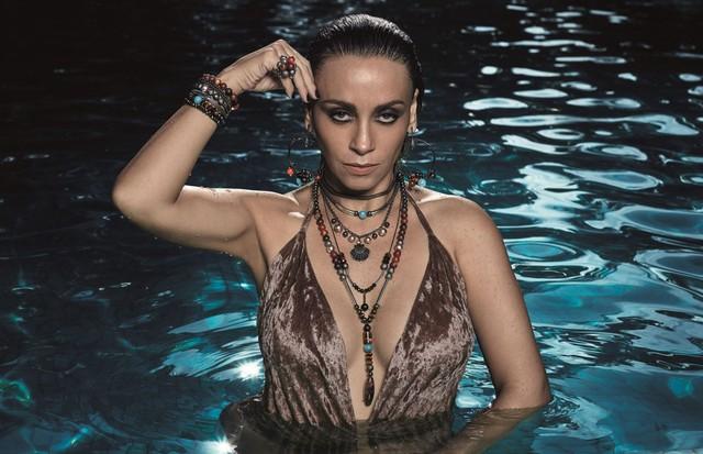 Suzana Pires, agora designer (Foto: Divulgação)