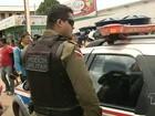 Adolescente é detido por populares e apreendido por PM após assalto