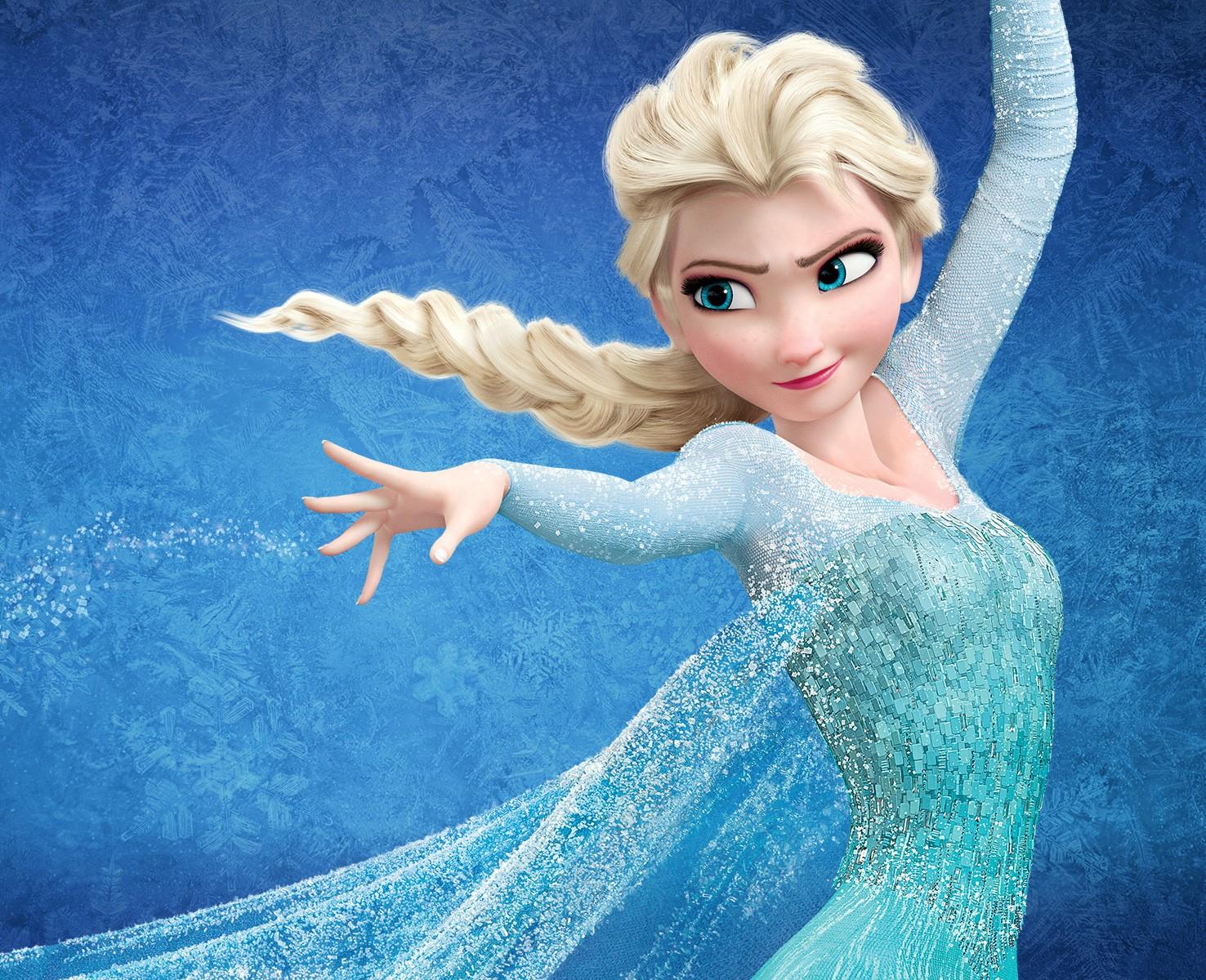 Elsa (Foto: Reprodução)