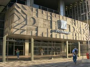 Petrobras fachada (Foto: globoNews)