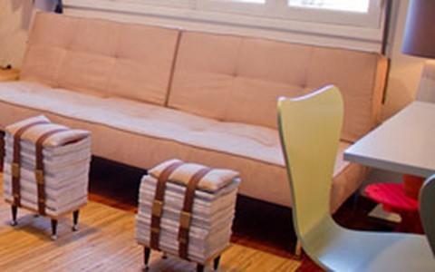 Sala do primeiro apartamento: veja ideias moderninhas para decorar
