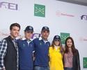 Com Rodrigo Pessoa reserva, seleção olímpica de hipismo é convocada