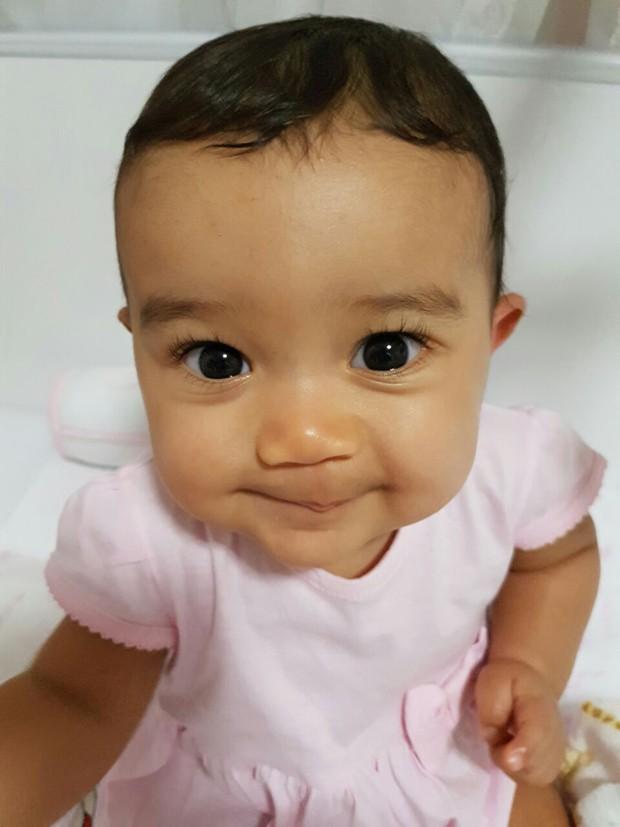 Sophia Lima Mendes Santos (Foto: Arquivo pessoal)